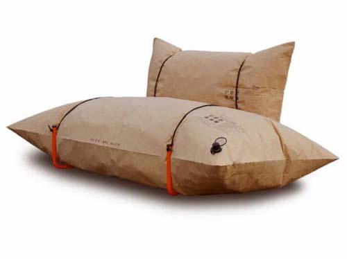 Blow Sofa by Malafor 1 Environmentally Friendly Sofa from Recycled Materials   Blow Sofa