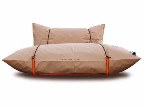 Blow Sofa by Malafor 3 Environmentally Friendly Sofa from Recycled Materials   Blow Sofa