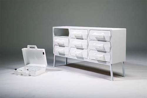 Dressers furniture from Klaus Aalto