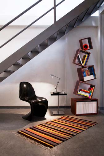 Equilibrium Bookcase by Malagana Design 4 Easily assembled Bookcase by Malagana Design   Equilibrium Bookcase