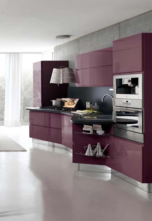 Kitchen Design from Stosa 1 Kitchen Design from Stosa