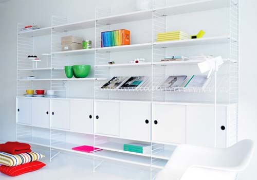 Shelves and Cabinets System