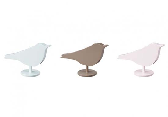 Bird Alarm Clock from Japanese design 5 Bird Alarm Clock from Japanese &design