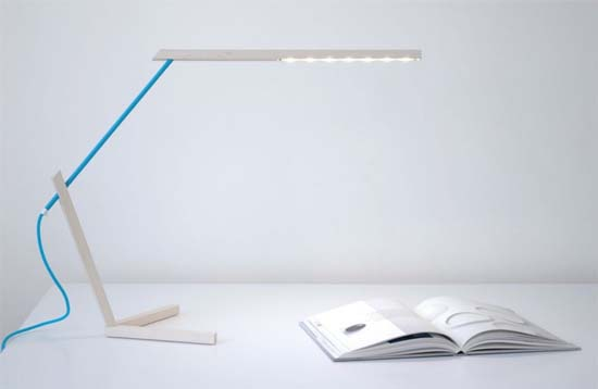 floor and desk lamps