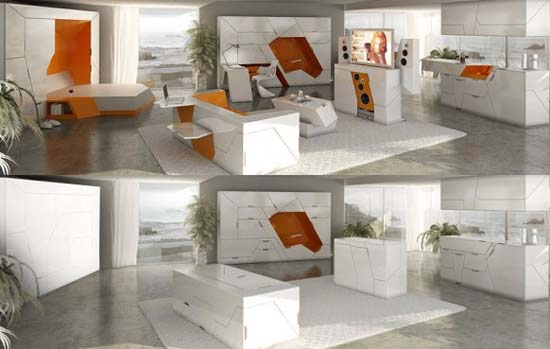 minimalist furniture designs - Minimalist Furnitures