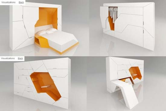 Minimalist Furniture Designs