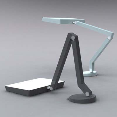 Innovative Sketch Desk Lamp Design By Ninna Kapadia