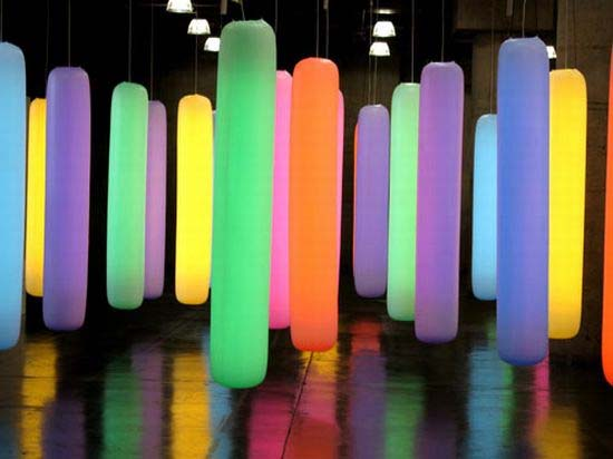 Supernova Lights to brighten up your Interior with Interactive Design
