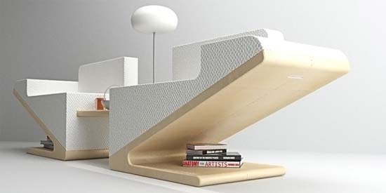 V two by Korean Studio DesignJoo 1 Modern Furniture Trends   V two by Korean Studio DesignJoo