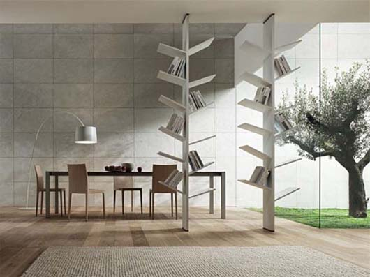 Fargus bookshelves Beautify your wall decor with Tree Branch Bookshelf from Olivier Dolle