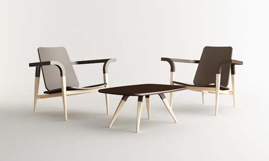 . Modern and Antique Furniture from Korean designer Cho Hyung Suk