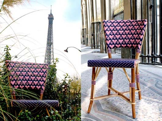 Parisian chair