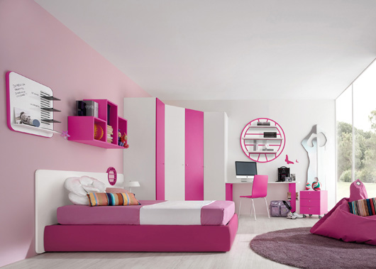 Volleyball children's bedrooms