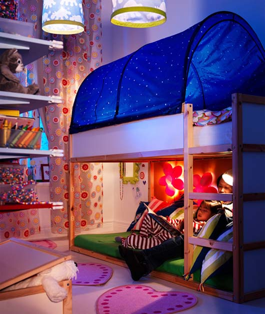 Ikea kids rooms design ideas 4 Ikea kids rooms design ideas offers flexible layout