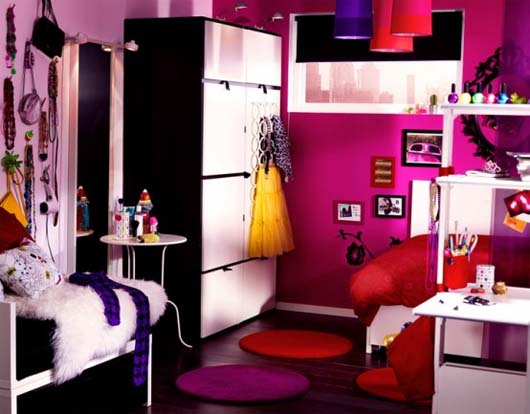 Ikea kids rooms design ideas 5 Ikea kids rooms design ideas offers flexible layout