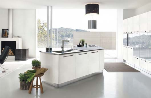 Stosa Cucine kitchen offers all requirements in kitchen area
