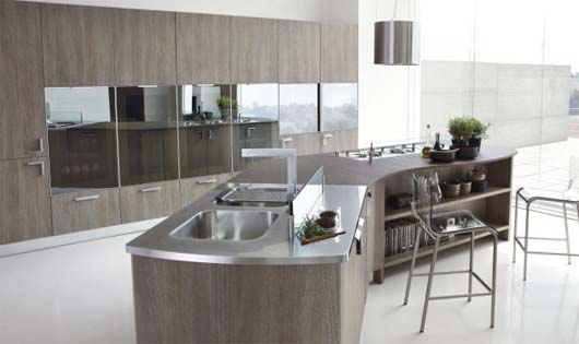 Milly Kitchen by Stosa Cucine 2 Stosa Cucine kitchen offers all requirements in kitchen area