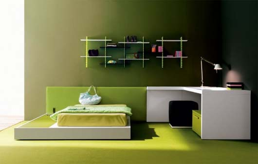 Spanish Kids Bedroom For Small Space Ideas By Carlos Tiscar