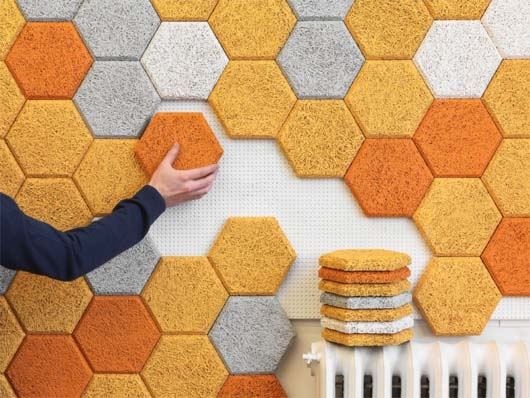 wall sound absorbing