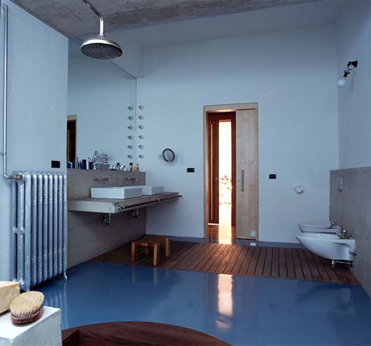 Global bathroom design by GAD Architecture 1 Bathroom design to bring traditional Turkish bath experience