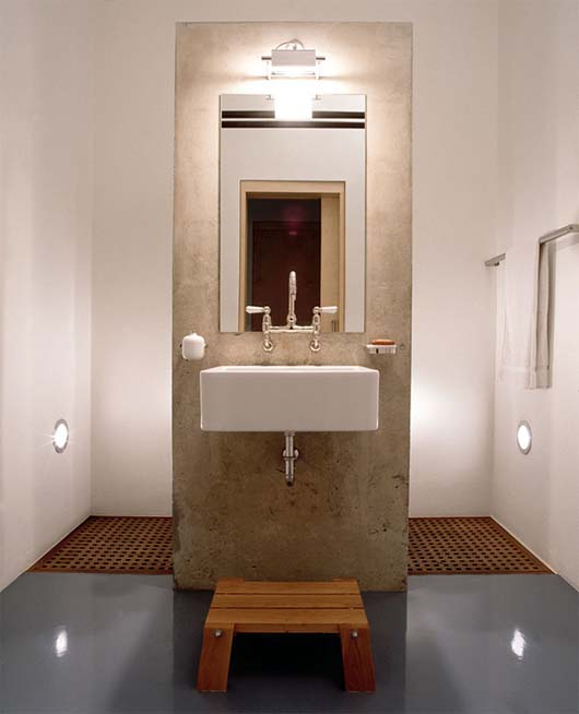 Global bathroom design by GAD Architecture 4 Bathroom design to bring traditional Turkish bath experience