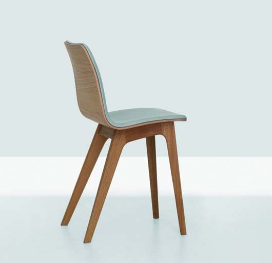 Morph chair by Formstelle 3 Solid wood chair by Formstelle   Morph chair