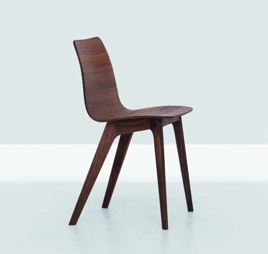 Morph chair by Formstelle 4 Solid wood chair by Formstelle   Morph chair