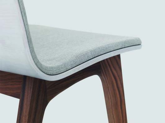 Morph chair by Formstelle 5 Solid wood chair by Formstelle   Morph chair