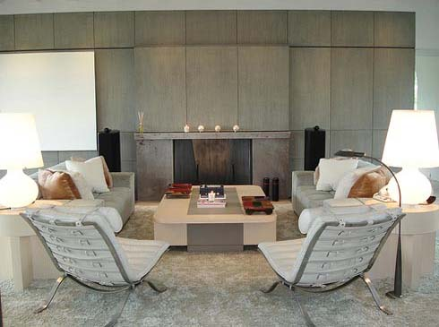 Living room design - Modern living room decoration ...