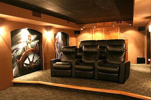 The Best In Home Theaters From Around The World