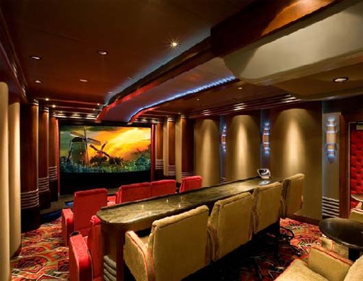 first impressions theme home theatre miami | The best in home theaters from around the world