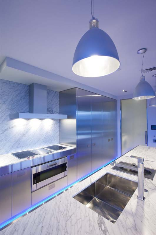 Contemporary Kitchen by Mal Corboy 3 Kitchen design apartment in contemporary style