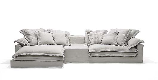 Versatile And Easily Arranged Sofa The Jan S New Sofa