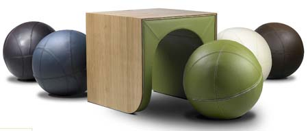 Switch Table Chair by Ellen Ectors 3 Just SwiTCh it and turn into table or chair