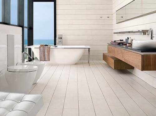Bathroom design for Porcelanosa bathroom designs