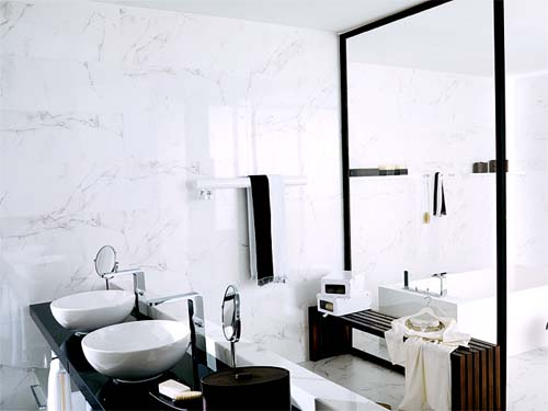 bathroom design ideas from Porcelanosa 10 Bathroom ideas for your inspiration