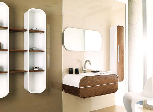 bathroom design ideas from Porcelanosa 5 Bathroom ideas for your inspiration
