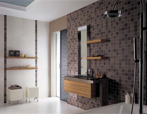 bathroom design ideas from Porcelanosa 6 Bathroom ideas for your inspiration