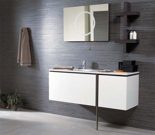 bathroom design ideas from Porcelanosa 7 Bathroom ideas for your inspiration