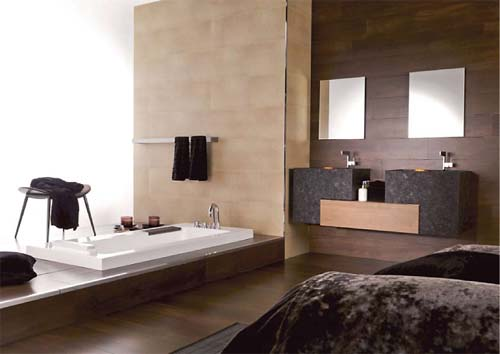 bathroom design ideas from Porcelanosa 9 Bathroom ideas for your inspiration