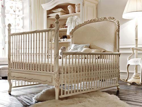 children bedroom furniture by Savio Firmino 3 French style children bedroom furniture by Savio Firmino