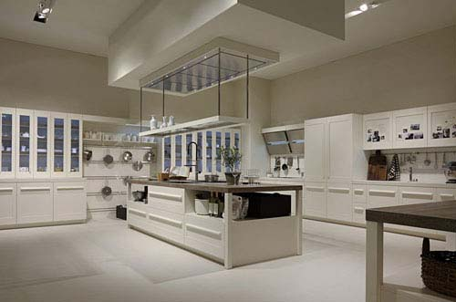 kitchen design by Salvarini 1 Best kitchen design is now comes in simply colors