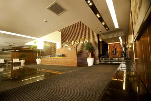 Eco Working Space In Koza Holding Headquarter